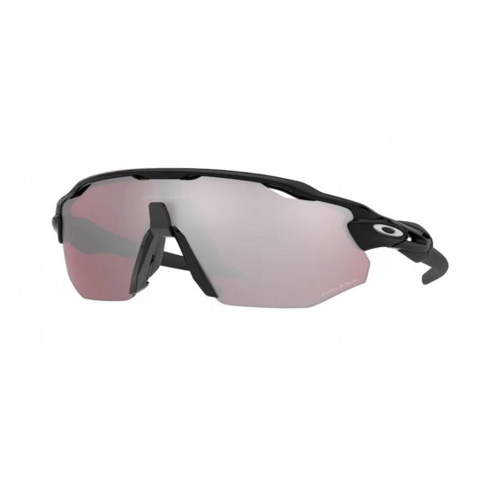 Oakley OO 9442 Radar Ev Advancer 944209 Nero Lucido