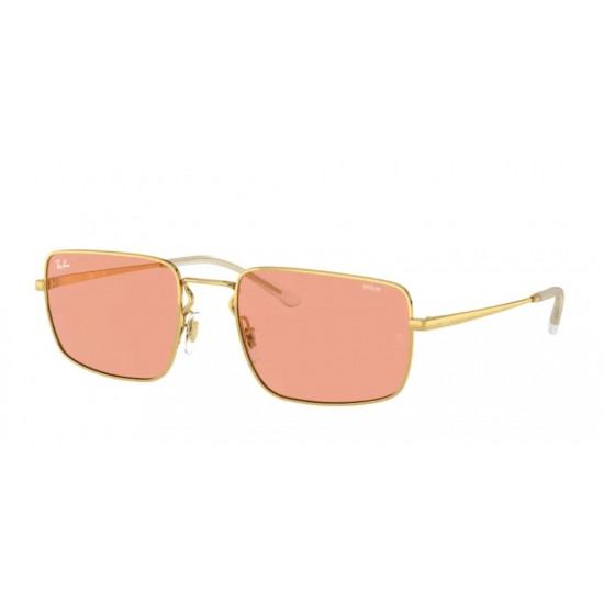Ray-Ban RB 3669 - 001/Q6 Arista | Occhiale Da Sole Unisex