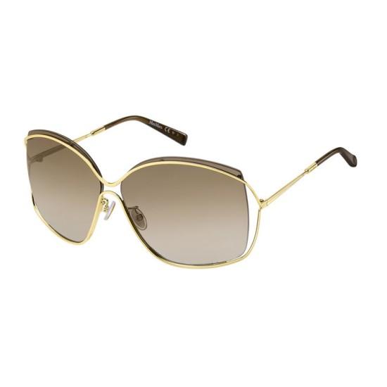 Max Mara MM LINE II/G - J5G HA Oro | Occhiale Da Sole Donna