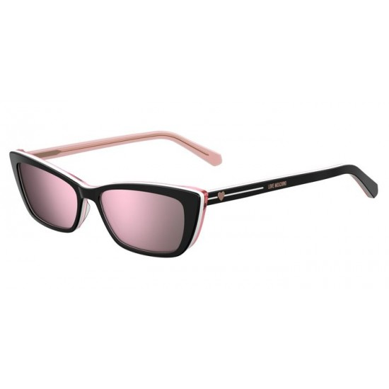 Moschino MOL017/S - 807 VQ Nero | Occhiale Da Sole Donna