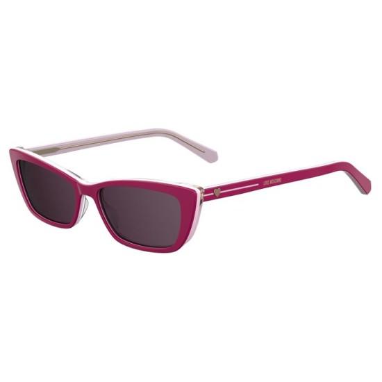 Moschino MOL017/S - 8CQ K2 Ciliegia | Occhiale Da Sole Donna