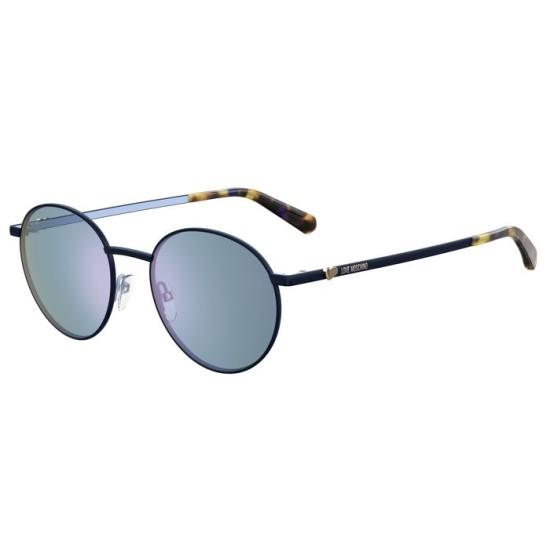 Moschino MOL019/S - PJP 2Y Blu   Occhiale Da Sole Donna
