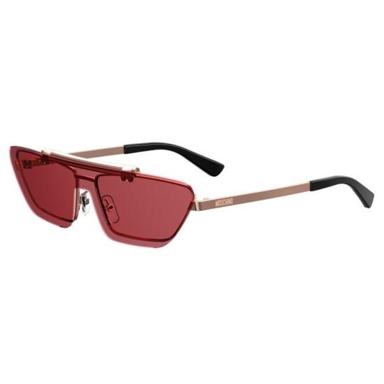 Moschino MOS048/S - DDB 4S Oro Rame | Occhiale Da Sole Donna