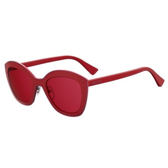 Moschino MOS050/S - C9A 4S Rosso | Occhiale Da Sole Donna