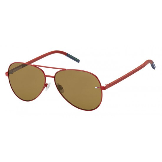 Tommy Hilfiger TJ 0008/S - 0Z3 70 Rosso Opaco