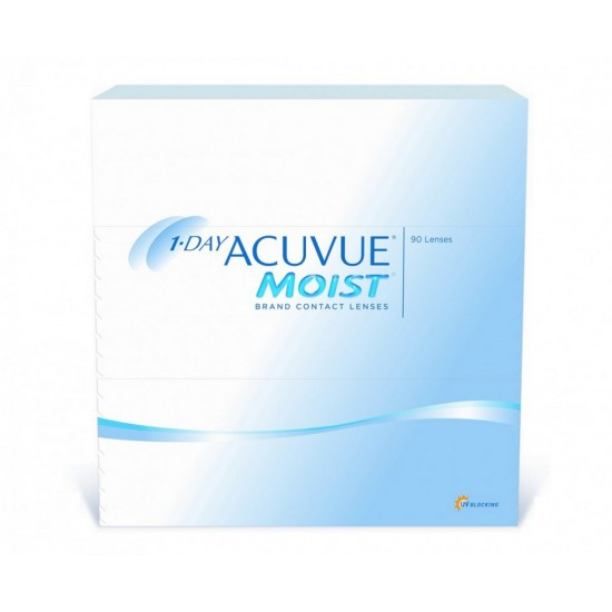Acuvue Moist Giornaliere 90 Lenti