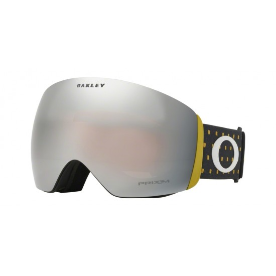 Oakley Goggles OO 7050 Flight Deck 705068 Blockography Burnished | Maschere Da Sci Unisex