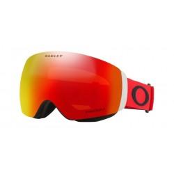 Oakley Goggles OO 7064 Flight Deck Xm 706481 Red Black