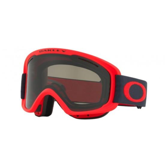Oakley Goggles OO 7066 O Frame 2.0 Xm 706642 Coral Iron | Maschere Da Sci Unisex
