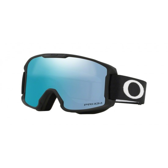 Oakley Goggles OO 7095 Line Miner Youth 709502 Matte Black
