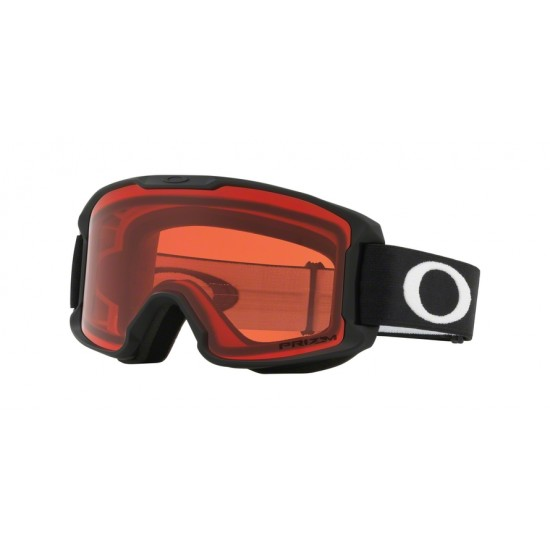 Oakley Goggles OO 7095 Line Miner Youth 709504 Matte Black