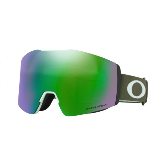 Oakley Goggles OO 7103 Fall Line Xm 710303 Jasmine Dark Brush
