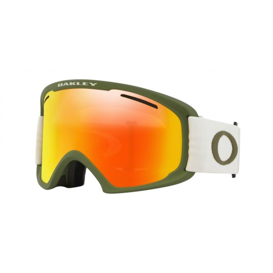 Oakley Goggles OO 7112 O Frame 2.0 Pro Xl 711208 Dark Brush Grey | Maschere Da Sci Unisex