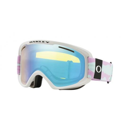 Oakley Goggles OO 7113 O Frame 2.0 Pro Xm 711307 Lavender Camo | Maschere Da Sci Unisex