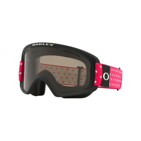 Oakley Goggles OO 7113 O Frame 2.0 Pro Xm 711308 Blockography Grey Pink