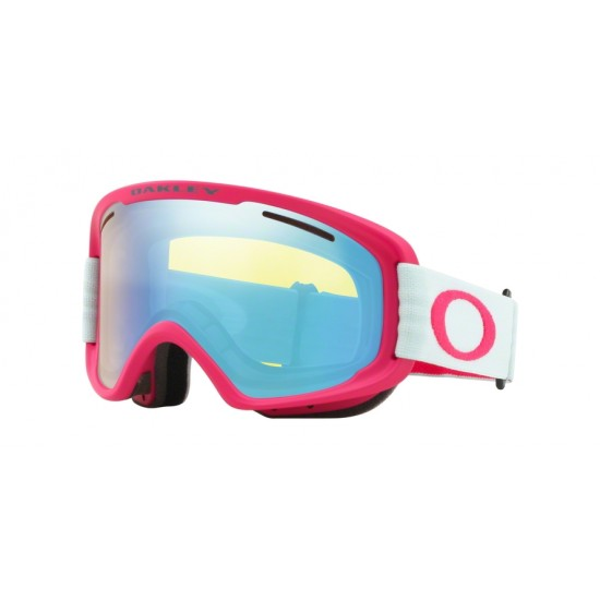 Oakley Goggles OO 7113 O Frame 2.0 Pro Xm  711311 Strong Red Jasmine | Maschere Da Sci Unisex