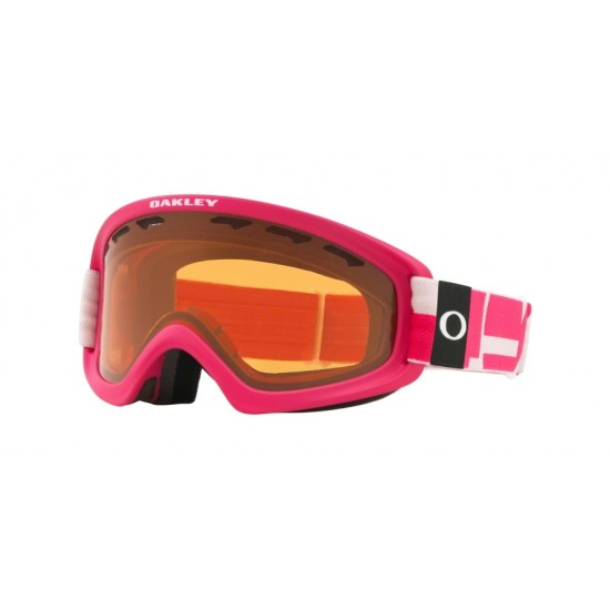 Oakley Goggles OO 7114 O Frame 2.0 Pro Xs 711405 Iconography Pink | Maschere Da Sci Unisex