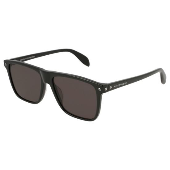 Alexander McQueen AM0129S - 001 Nero | Occhiale Da Sole Uomo