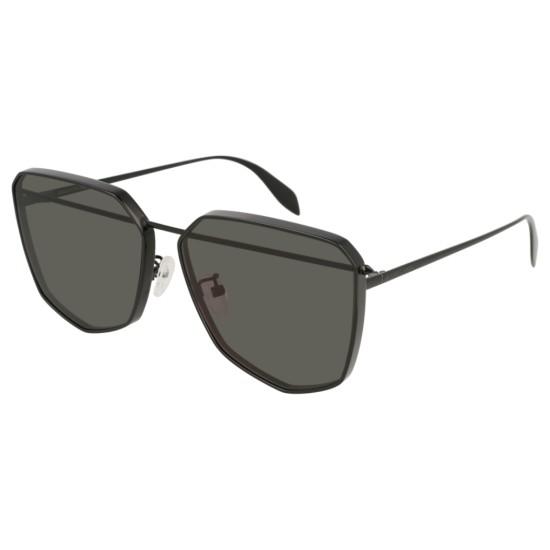 Alexander McQueen AM0136S - 002 Nero | Occhiale Da Sole Unisex