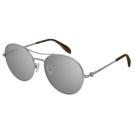 Alexander McQueen AM0174S - 002 Rutenio | Occhiale Da Sole Unisex