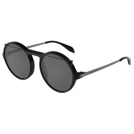 Alexander McQueen AM0192S - 001 Nero | Occhiale Da Sole Unisex