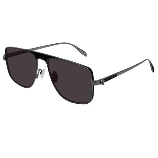 Alexander McQueen AM0200S - 001 Rutenio | Occhiale Da Sole Uomo