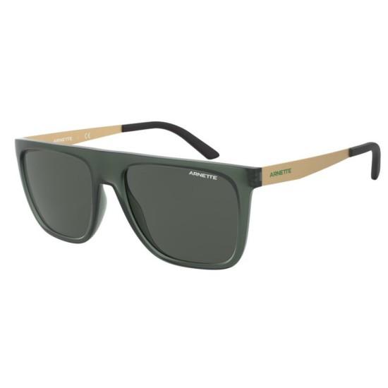 Arnette AN 4261  258587 Verde Opaco Trasparente | Occhiale Da Sole Uomo