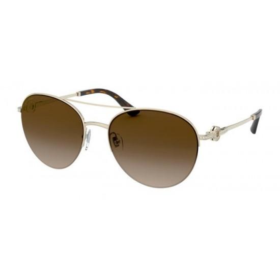 Bvlgari BV 6132B - 278/13 Oro Pallido | Occhiale Da Sole Donna