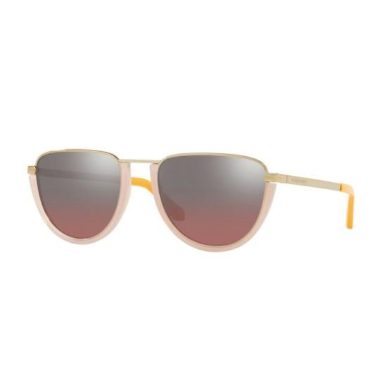 Burberry BE 3098 - 11457E Oro Chiaro / Rosa Opale | Occhiale Da Sole Donna