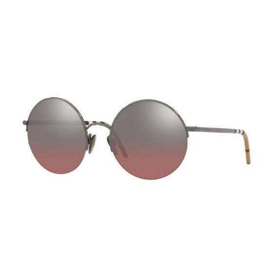 Burberry BE 3101 - 10577E Canna Di Fucile Scuro | Occhiale Da Sole Donna