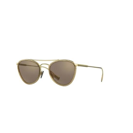 Burberry BE 3104 - 11455A Oro Chiaro / Giallo Brillante   Occhiale Da Sole Donna