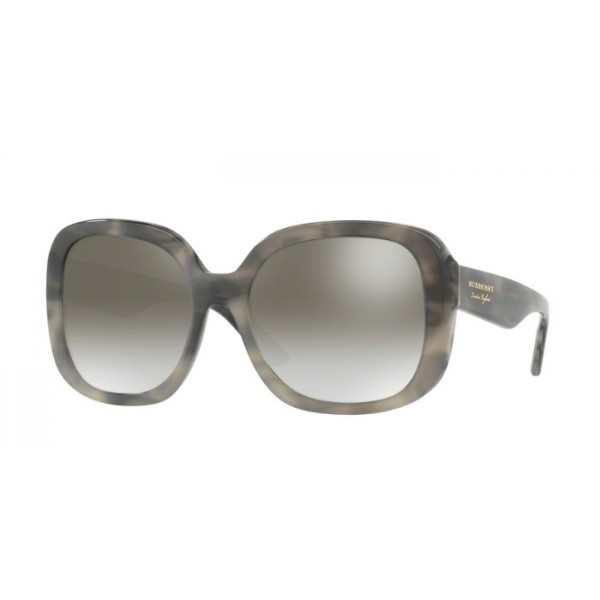 Burberry BE 4259 36586I Grigio Striato