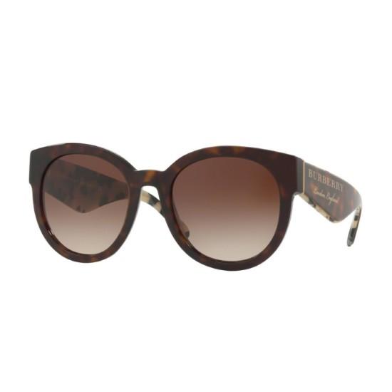 Burberry BE 4260 - 368813 Avana Oscura   Occhiale Da Sole Donna