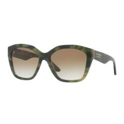 Burberry BE 4261 - 36598E Verde A Strisce