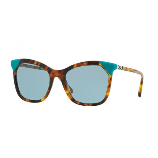 Burberry BE 4263 - 371080 Marrone Havana / Azzurro