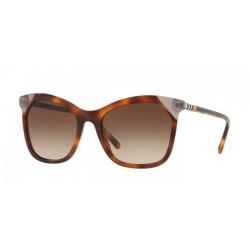 Burberry BE 4263 - 375513 Avana Chiaro / Grigio