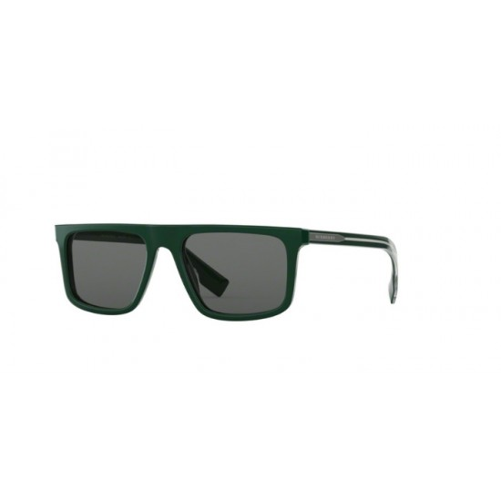 Burberry BE 4276 - 376387 Verde | Occhiale Da Sole Uomo