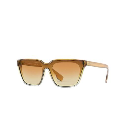 Burberry BE 4279 - 37672L Glitter Transp Top Grad Giallo | Occhiale Da Sole Donna