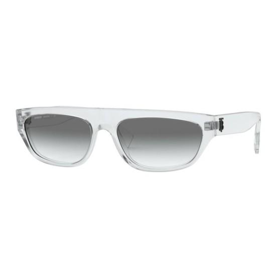 Burberry BE 4301 - 30248E Trasparente   Occhiale Da Sole Donna