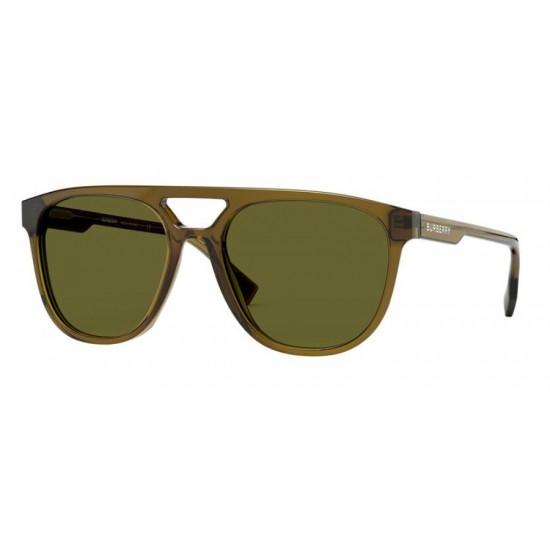 Burberry BE 4302 - 335673 Verde Oliva | Occhiale Da Sole Uomo