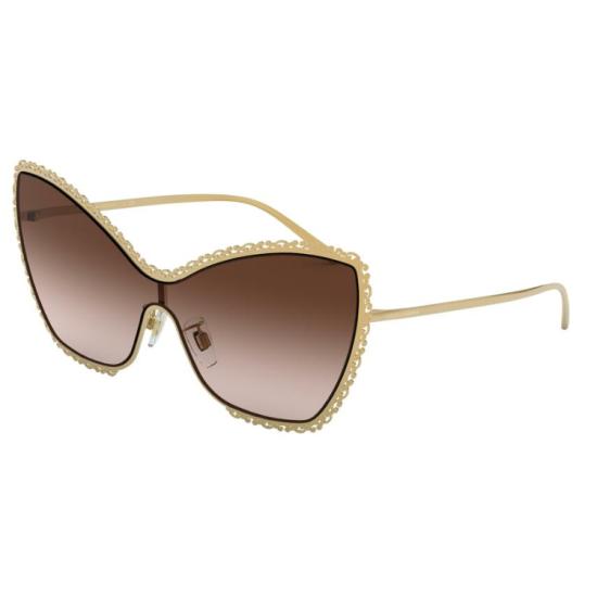 Dolce & Gabbana DG 2240 - 02/13 Oro | Occhiale Da Sole Donna