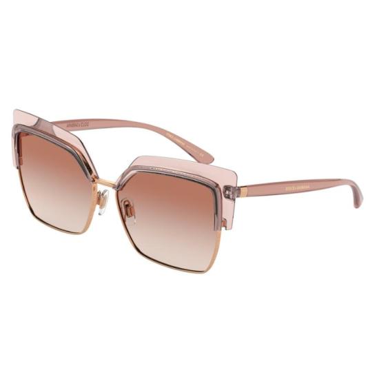Dolce & Gabbana DG 6126 - 314813 Oro Rosa / Rosa Trasparente