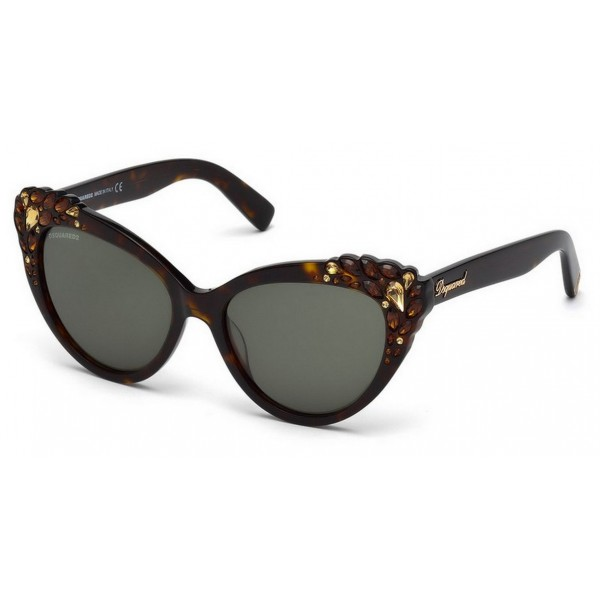 Dsquared DQ 0168 52N Avana Scuro
