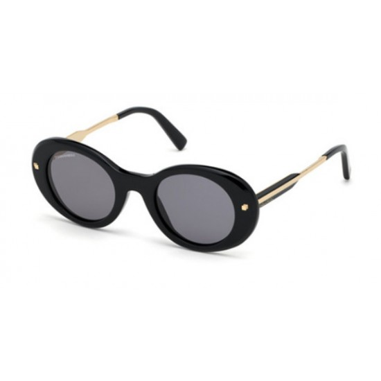 Dsquared2 DQ 0325 Kurty 01A Nero Lucido