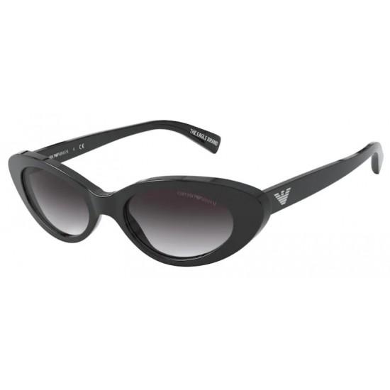 Emporio Armani EA 4143 - 50018G Nero | Occhiale Da Sole Donna