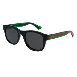 Gucci GG0003S 006 Nero Verde Polarizzato