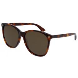 Gucci GG0024S 002 Avana