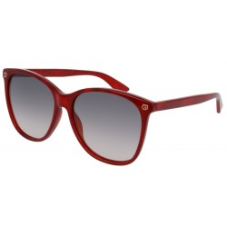 Gucci GG0024S 006 Rosso