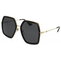 Gucci GG0106S 001 Nero Oro