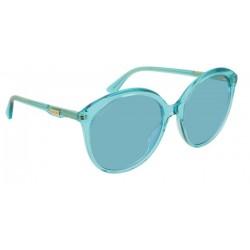 Gucci GG0257S 003 Azzurro